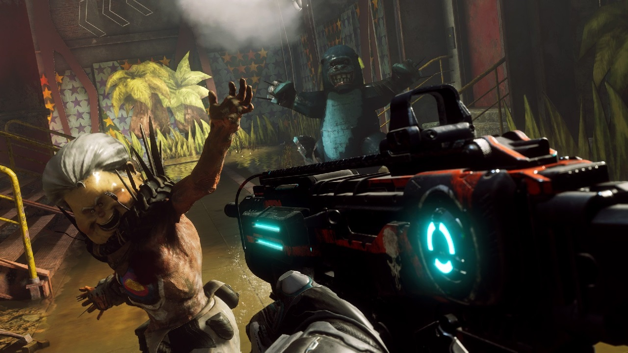 If that all of Rage 2 was only as good as its gunplay. Still, at the low price of free, that's not such a problem.