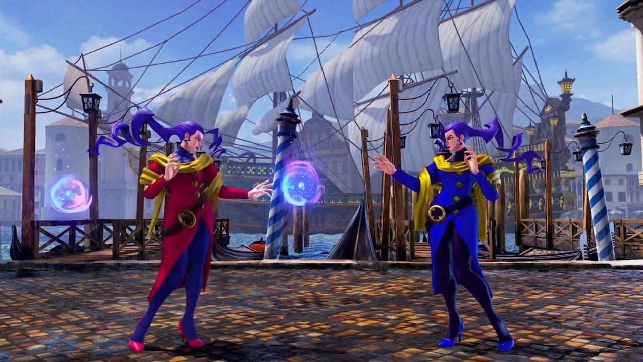 Staple moves like Soul Satellite return alongside some new tricks for Rose in her Street Fighter 5: Champion Edition debut.