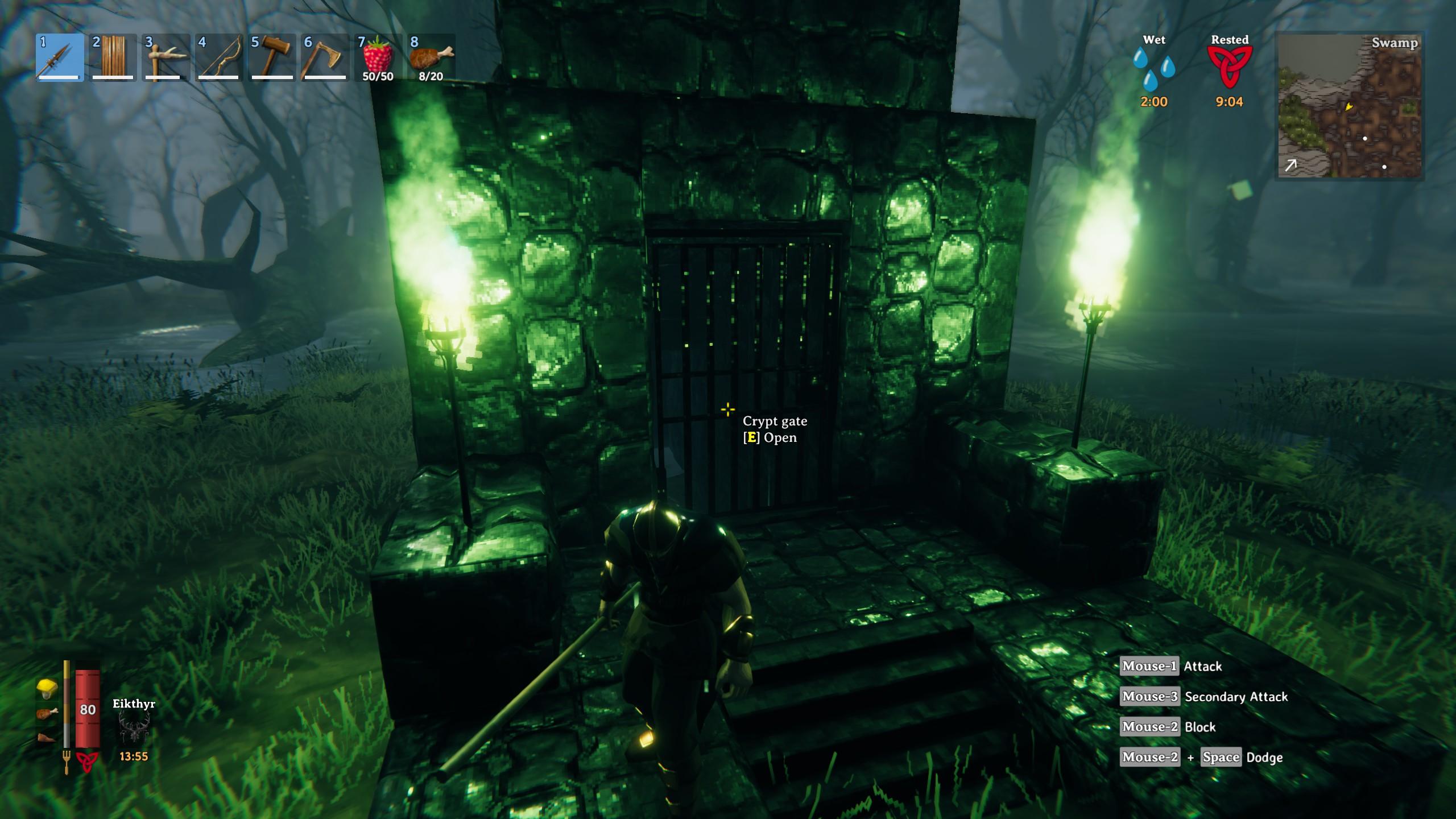 sunken crypt valheim