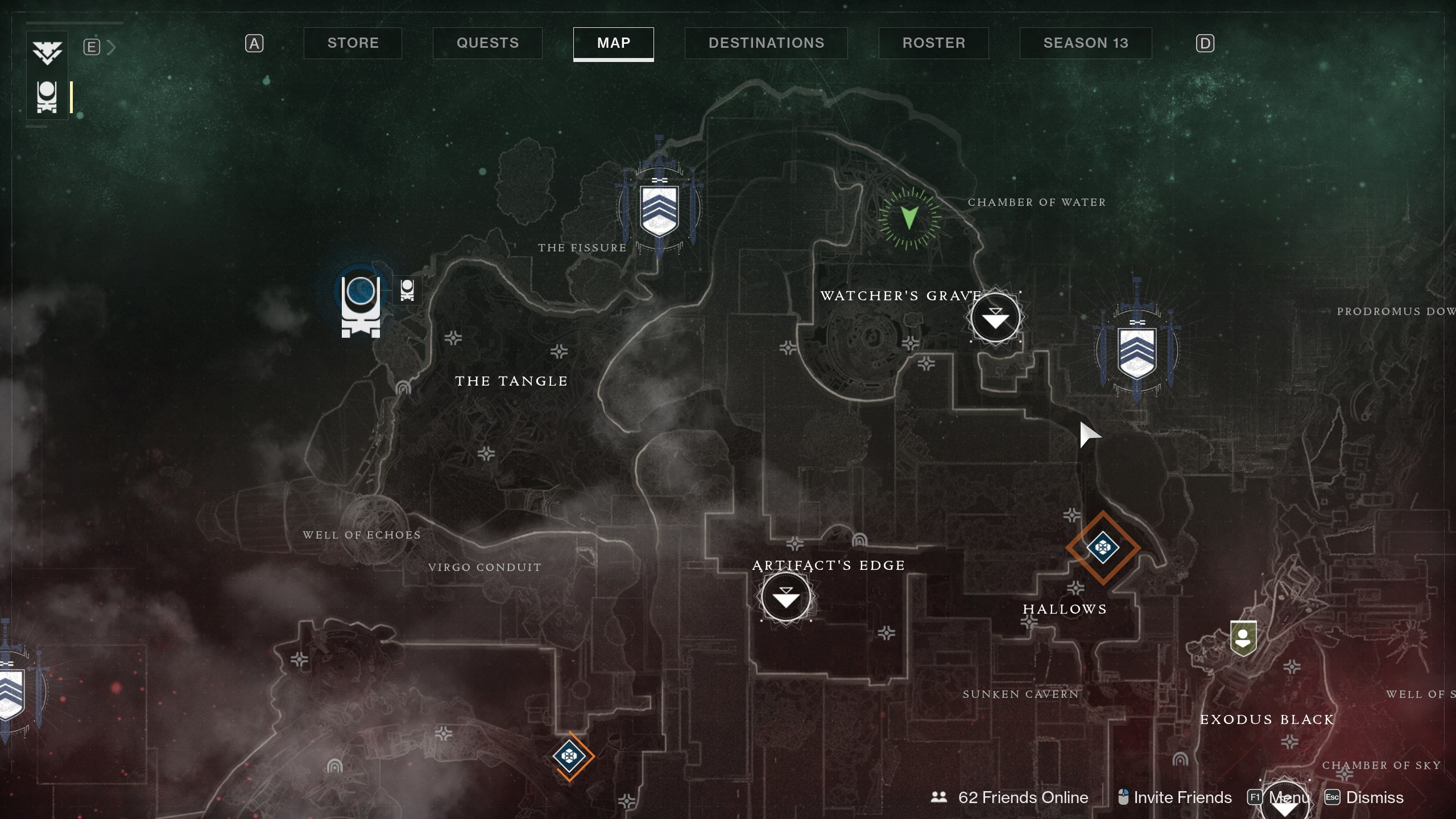 Xur's location and wares for February 26, 2021
