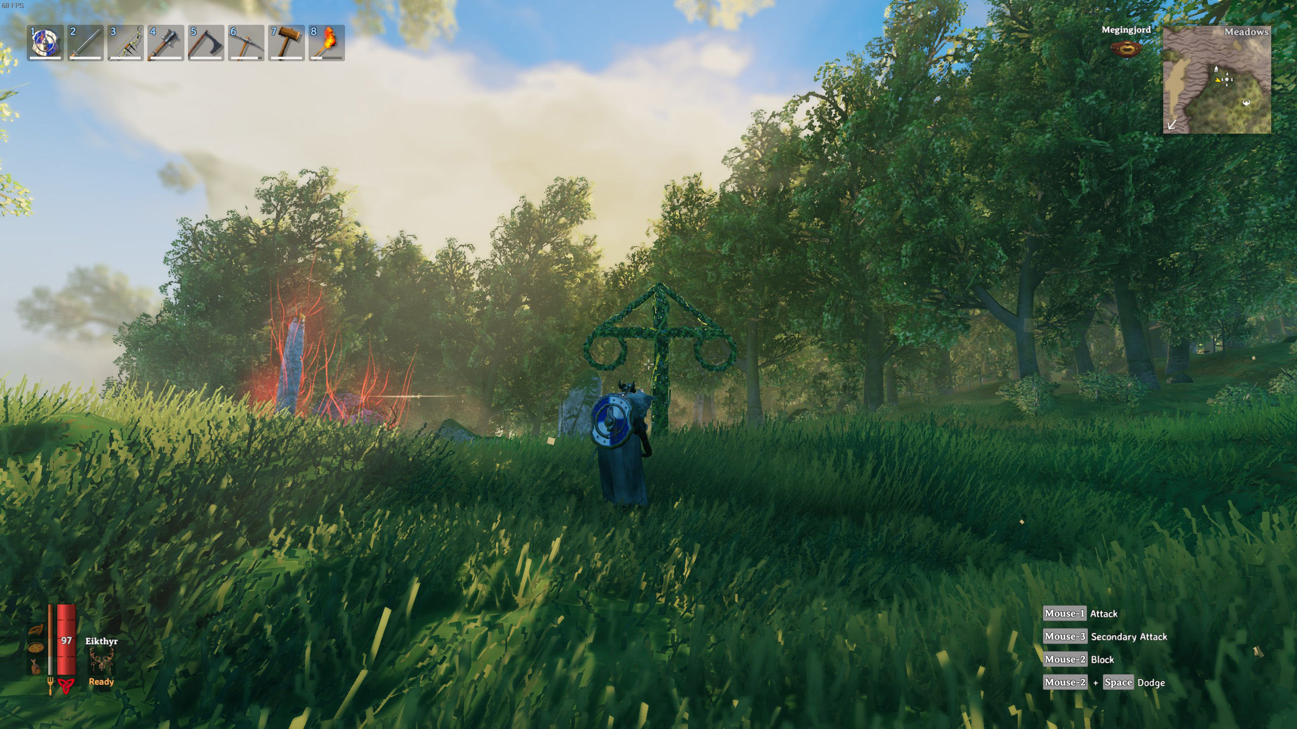 Maypoles in Valheim - Everything you need to know