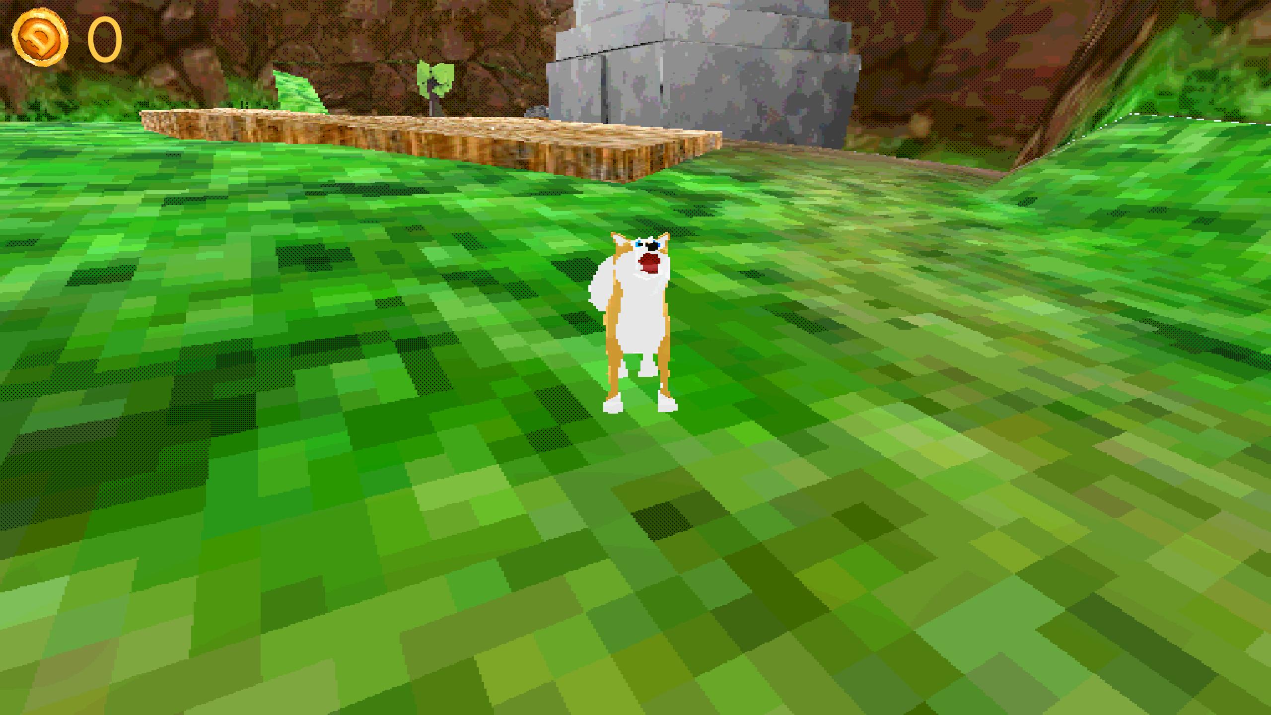 Story of Shiba - Dogecoin Game Jam entry