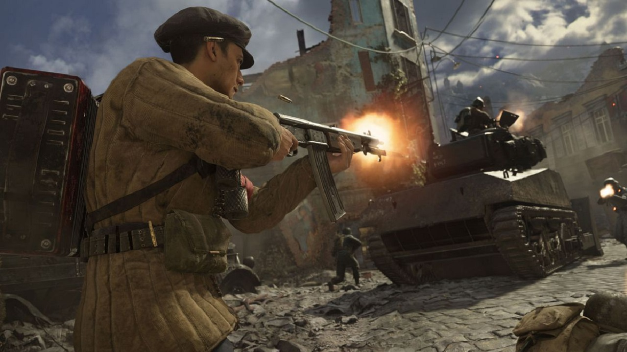 Sledgehammer Games' Call of Duty WW2: Vanguard is looking very likely like a continuation of 2017's Call of Duty WW2.
