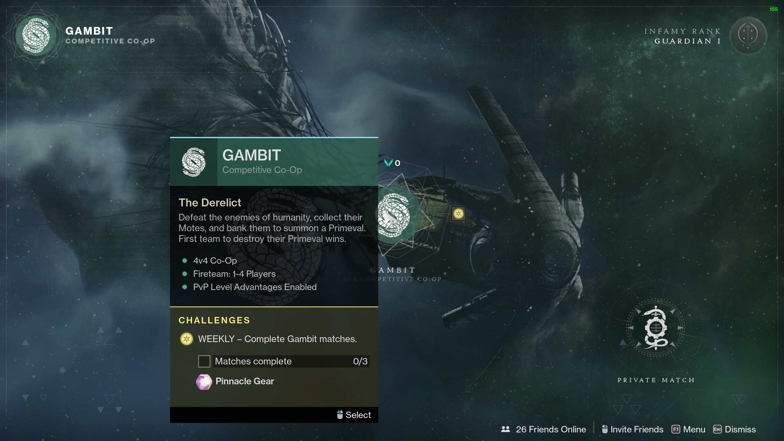 destiny 2 bottom dollar gambit drops