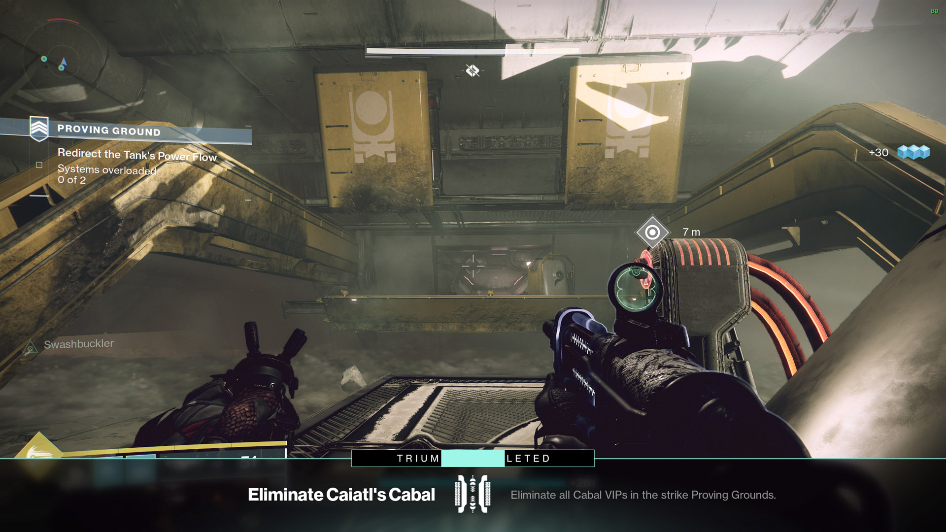 destiny 2 eliminate caiatl's cabal