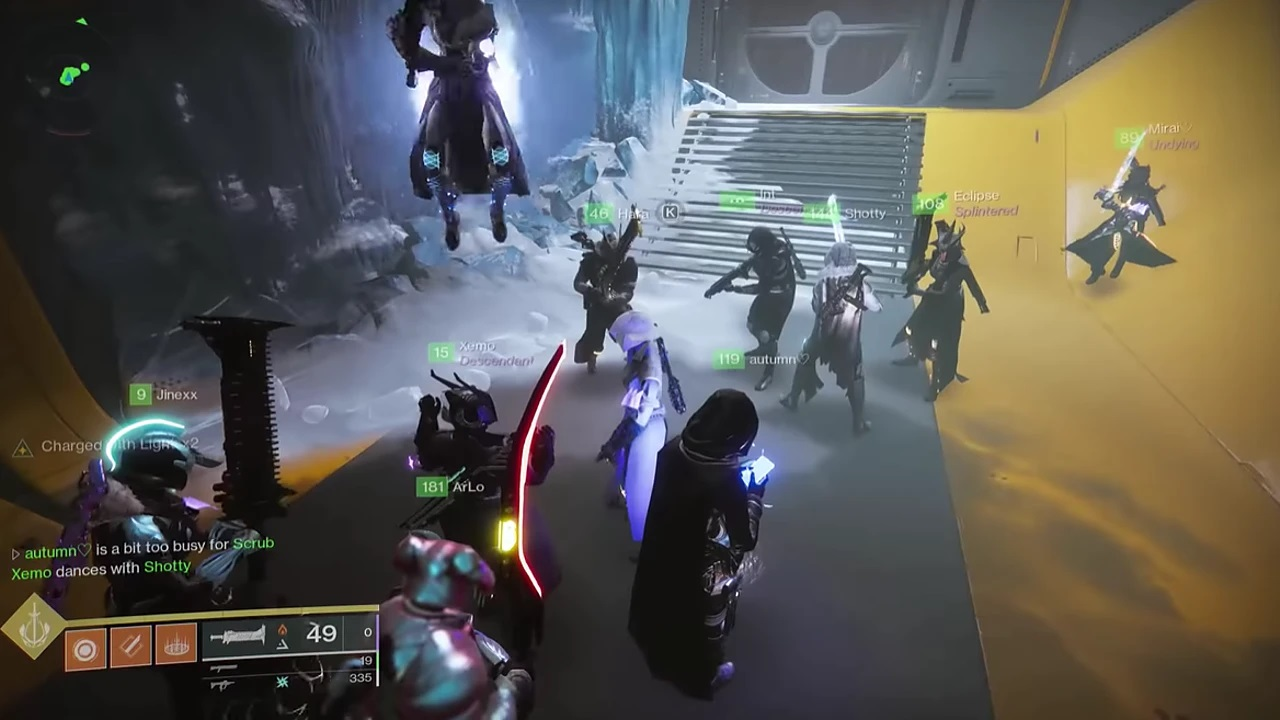 It was fun while it lasted, but Destiny 2's raids were never meant to handle so many guardians tackling them at once.