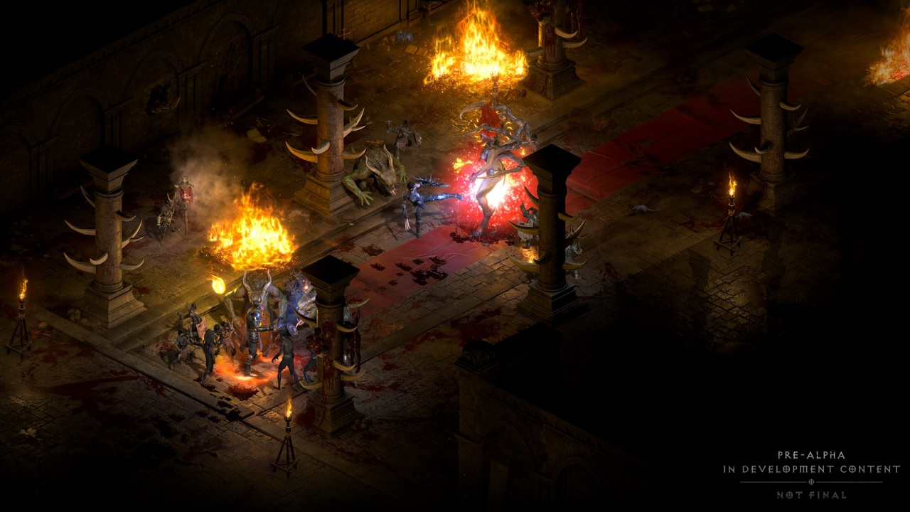 Whether you decide to stay on the original Diablo 2 or jump into Resurrected, you'll be able to move your saves over when you want to on PC.