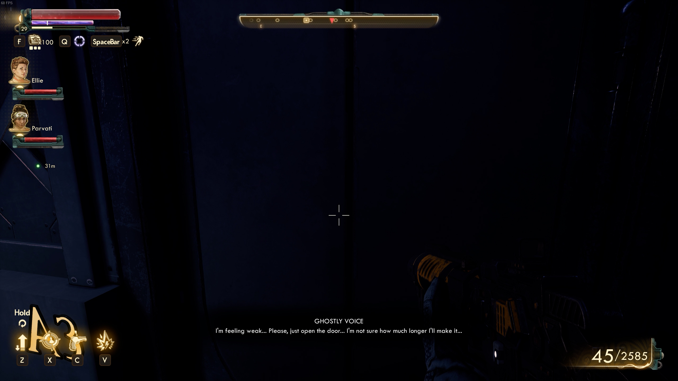 how to open room A3 - TOW: Murder on Eridanos