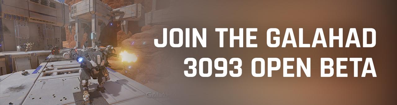 GALAHAD 3093 join open beta