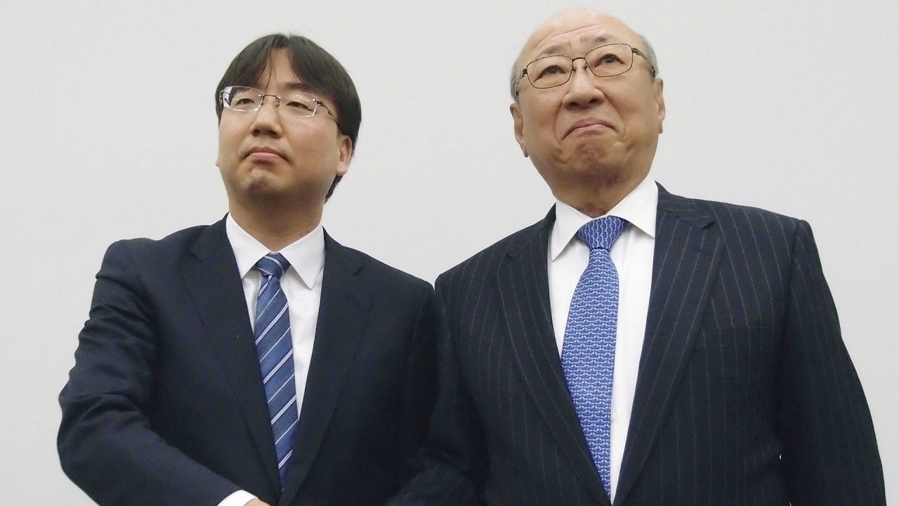 Leaders like Satoru Iwata, Hiroshi Yamauchi, and Tatsumi Kimishima (pictured) each served to shape Shuntaro Furukawa's current approach to leadership as Nintendo President.