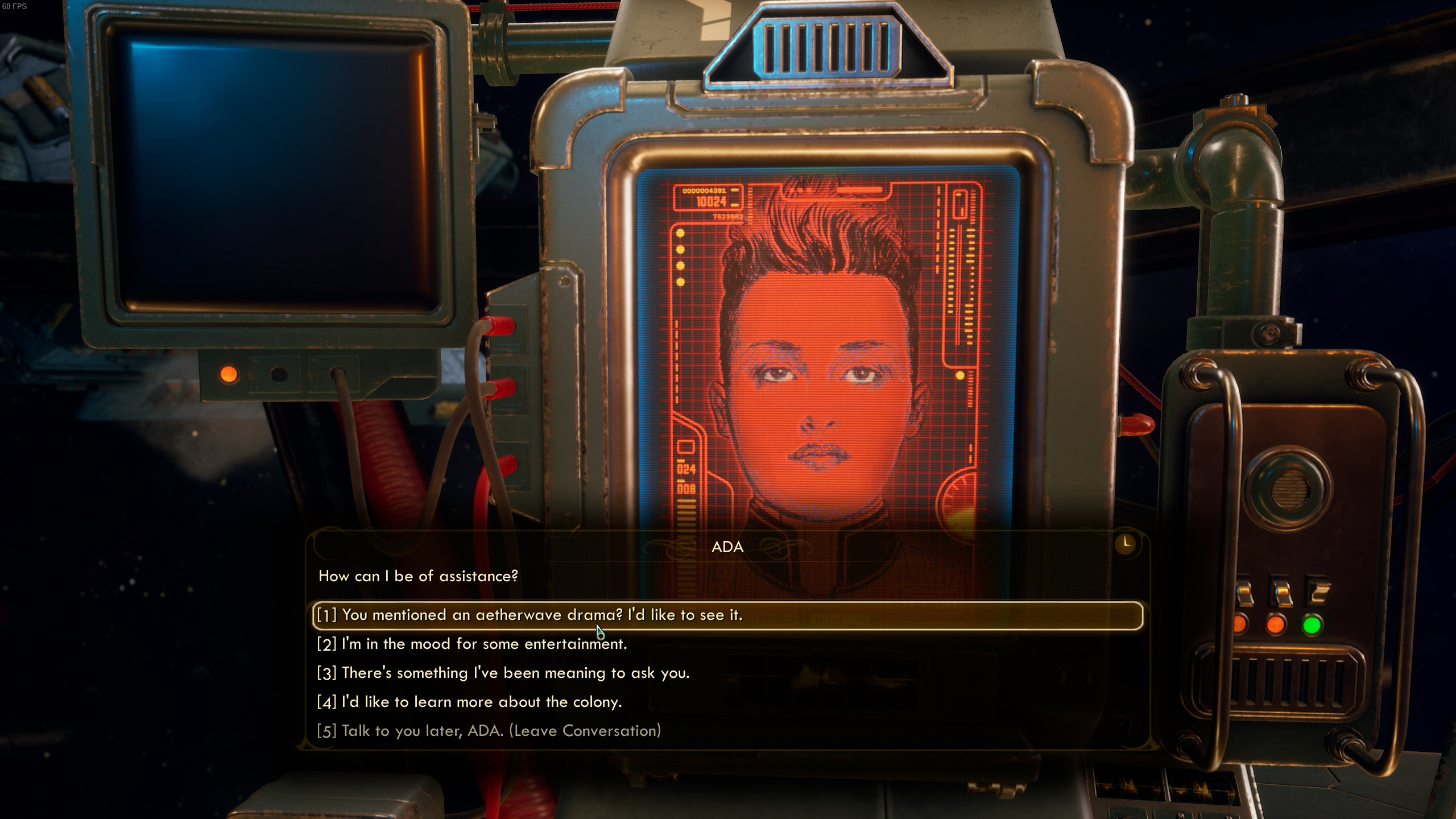 how to start Murder on Eridanos - The Outer Worlds