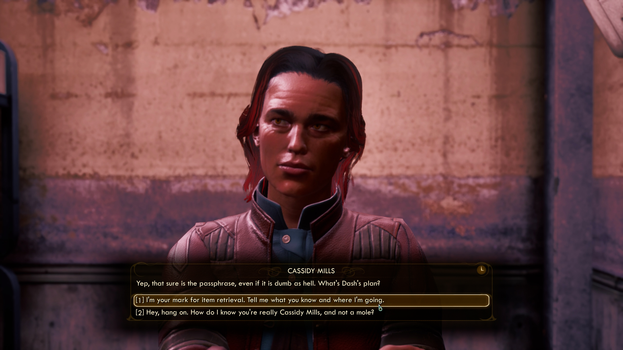 how to find smuggled cargo - The Outer Worlds: Murder on Eridanos