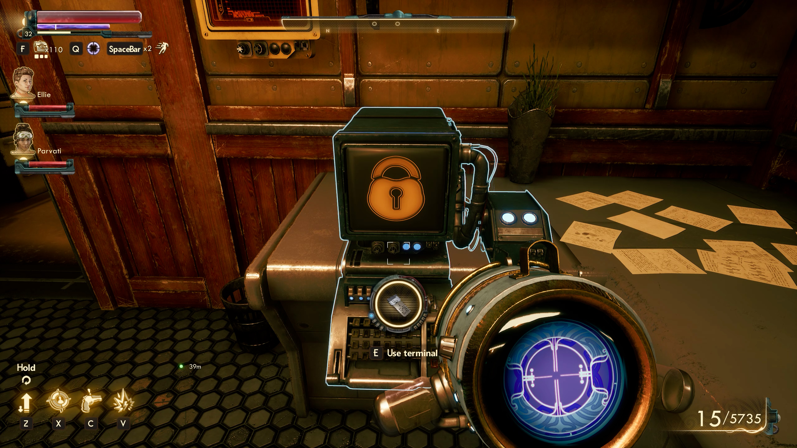 Constabulary Terminal Keycard - The Outer Worlds: Murder on Eridanos