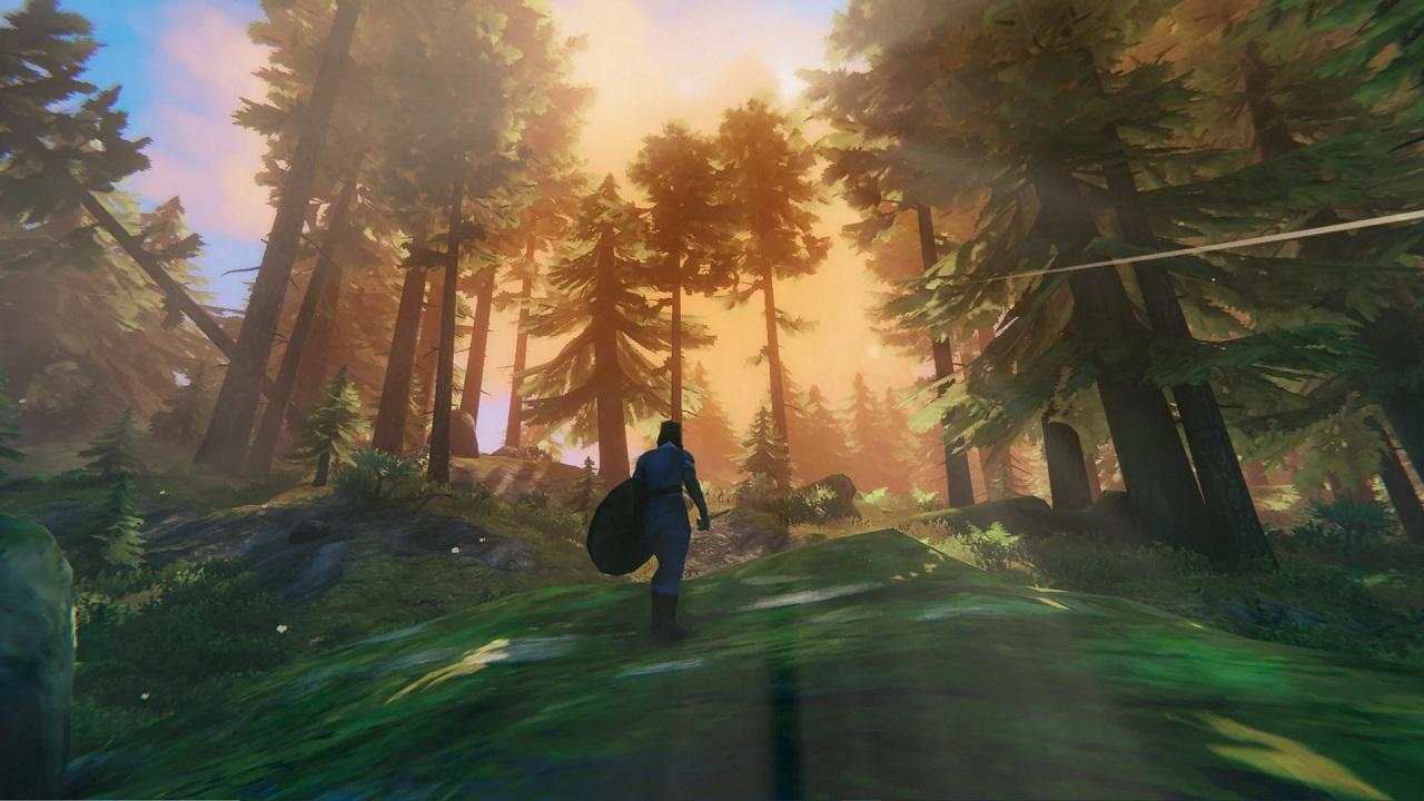 Valheim is one of the games developers at Valheim would love to try to get over to the Switch, and we're inclined to believe they could do it.