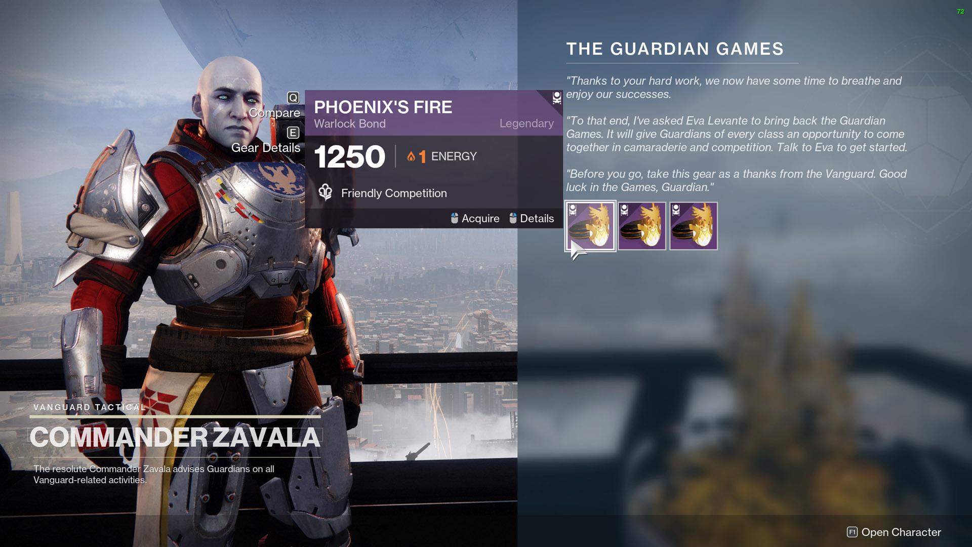 destiny 2 start guardian games 2021