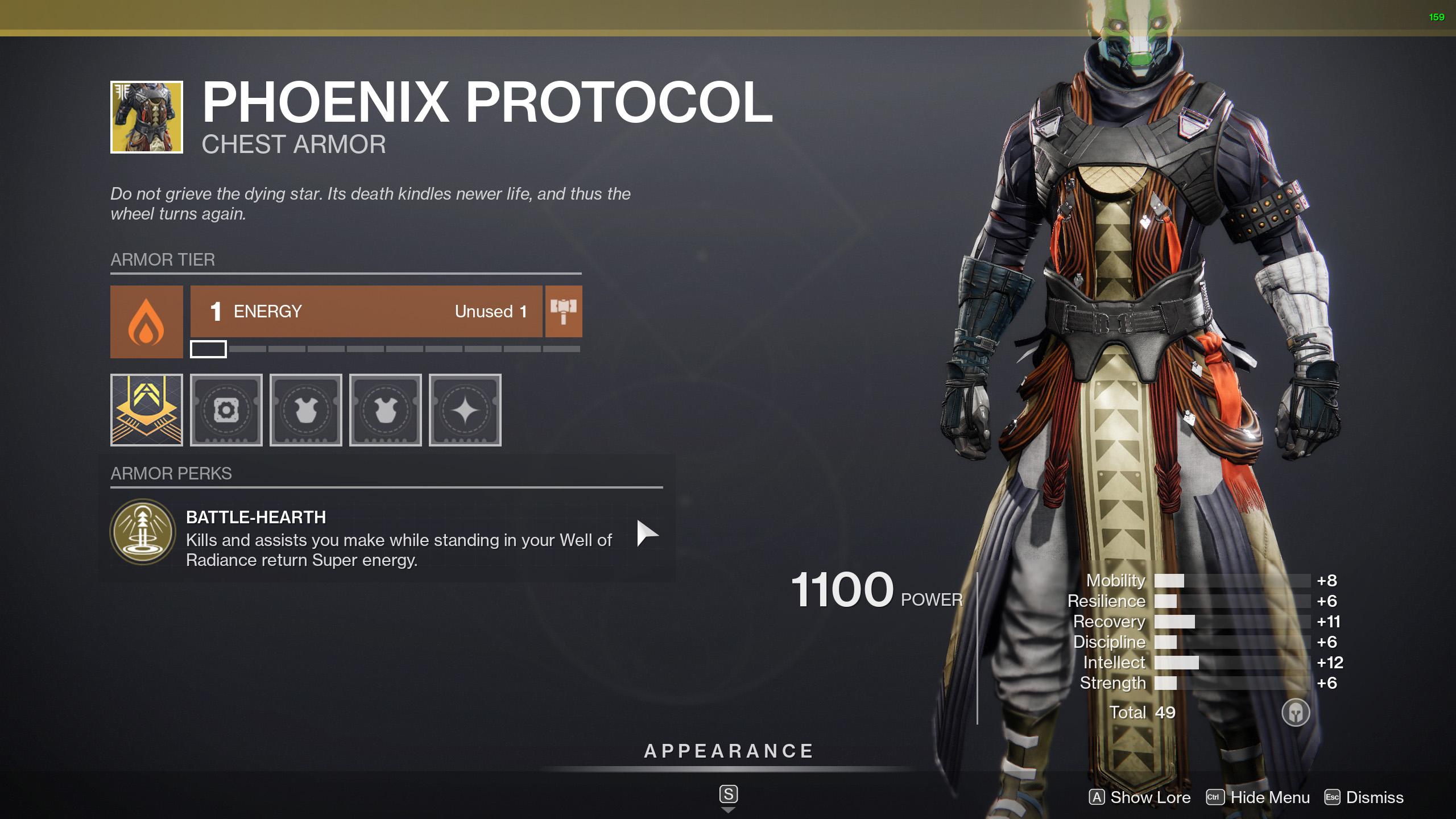 destiny 2 phoenix protocol