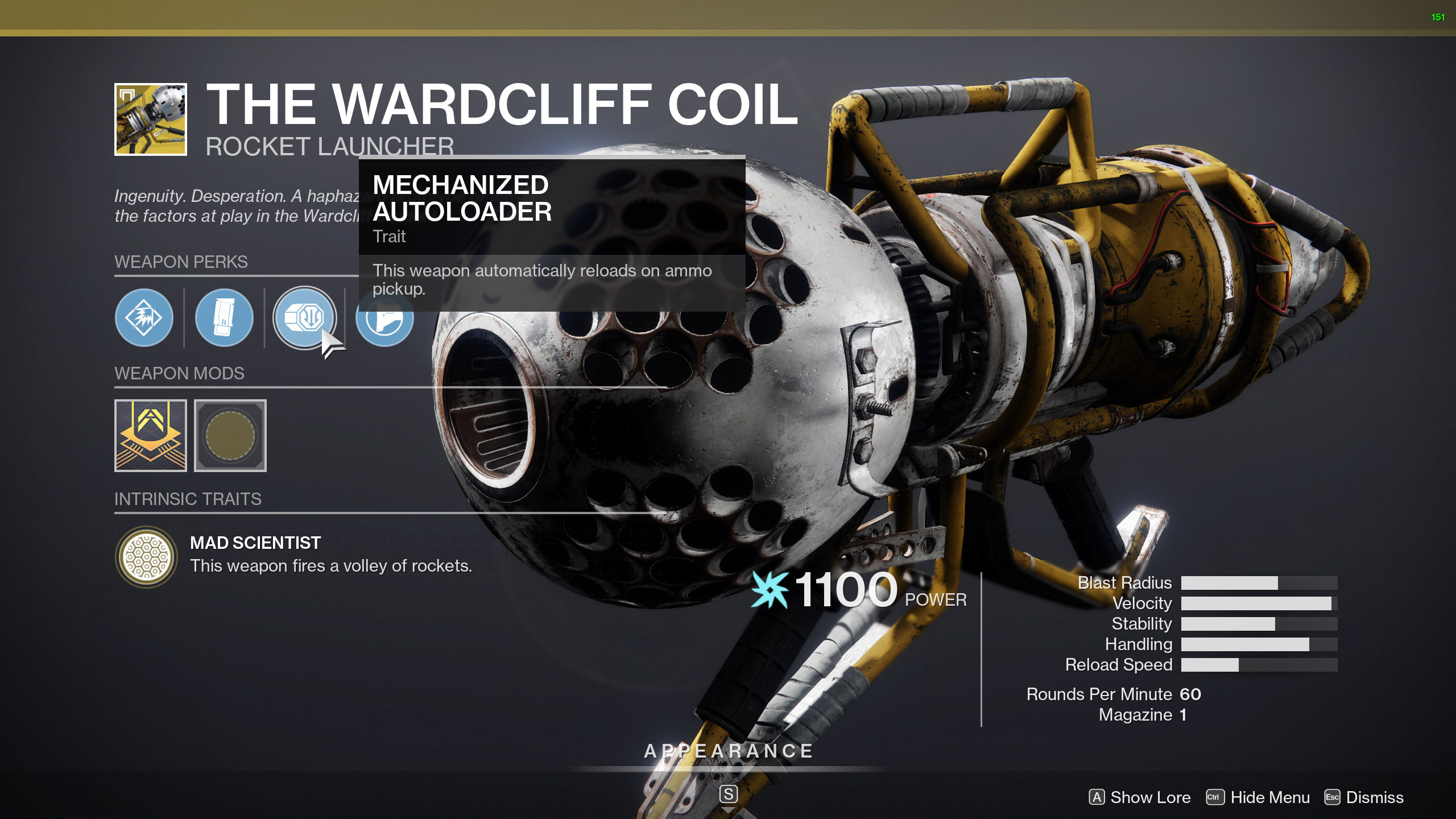 destiny 2 the wardcliff coil