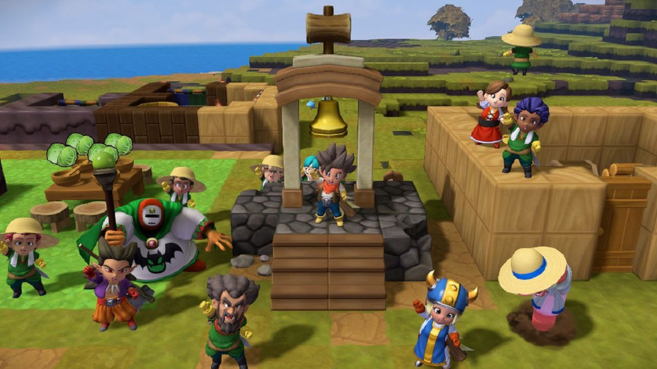 Whether you want to follow the story or build something of your very own in the game's creative modes, Dragon Quest Builders 2 is a solid addition to the Xbox Game Pass catalogue.