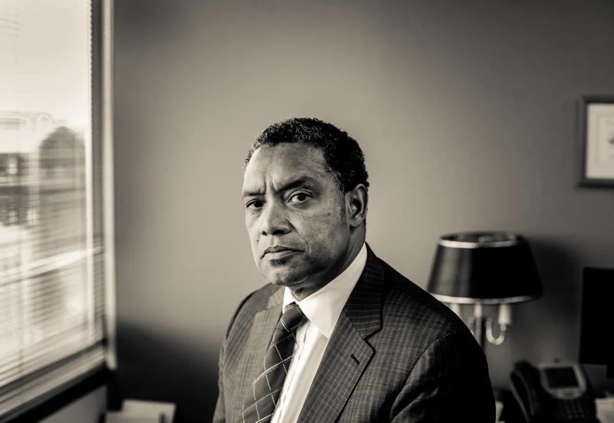 Washington, D.C. District Attorney Karl Racine