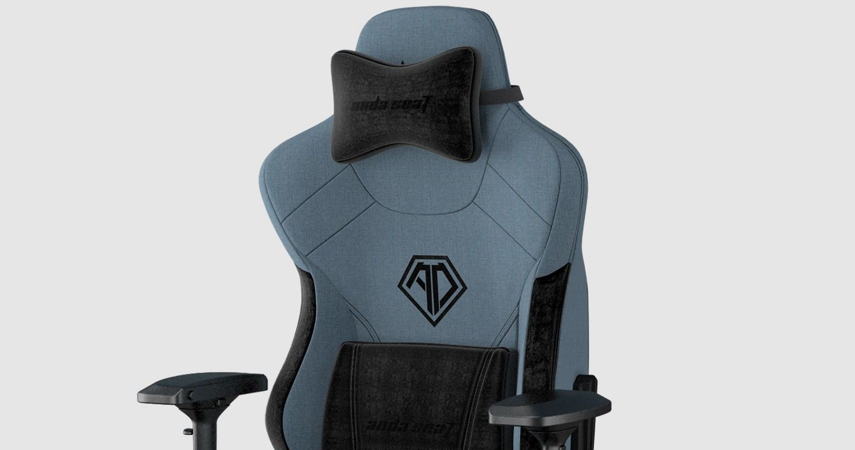 The AndaSeat T-Pro 2 is made of solid materials.