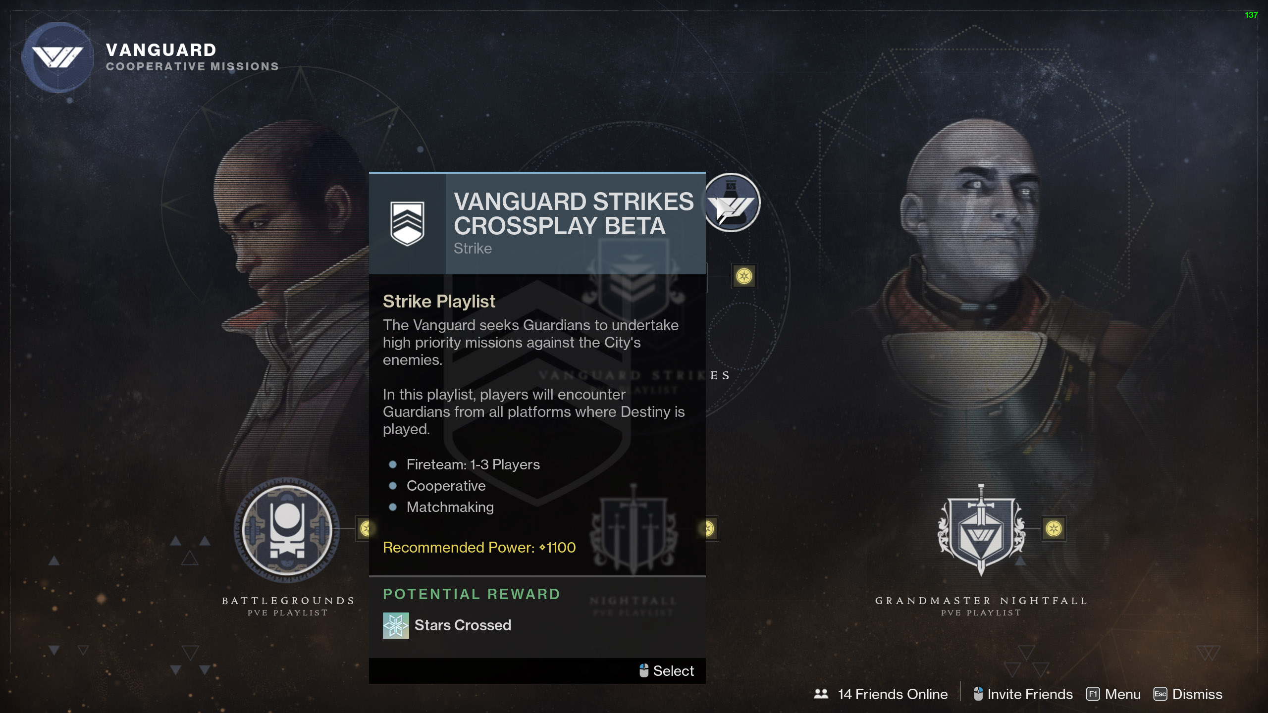 destiny 2 crossplay beta