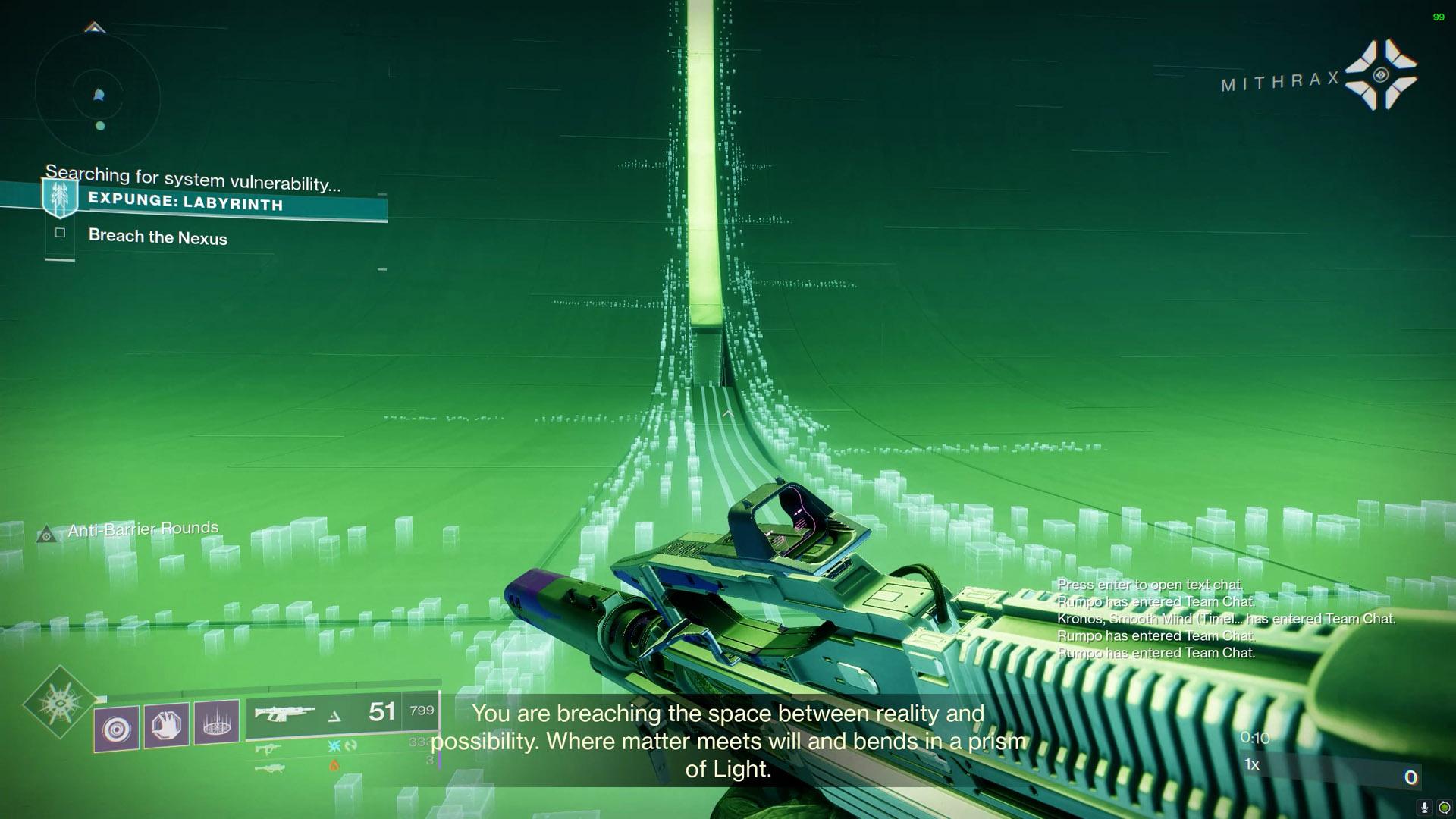 destiny 2 expunge mission launch