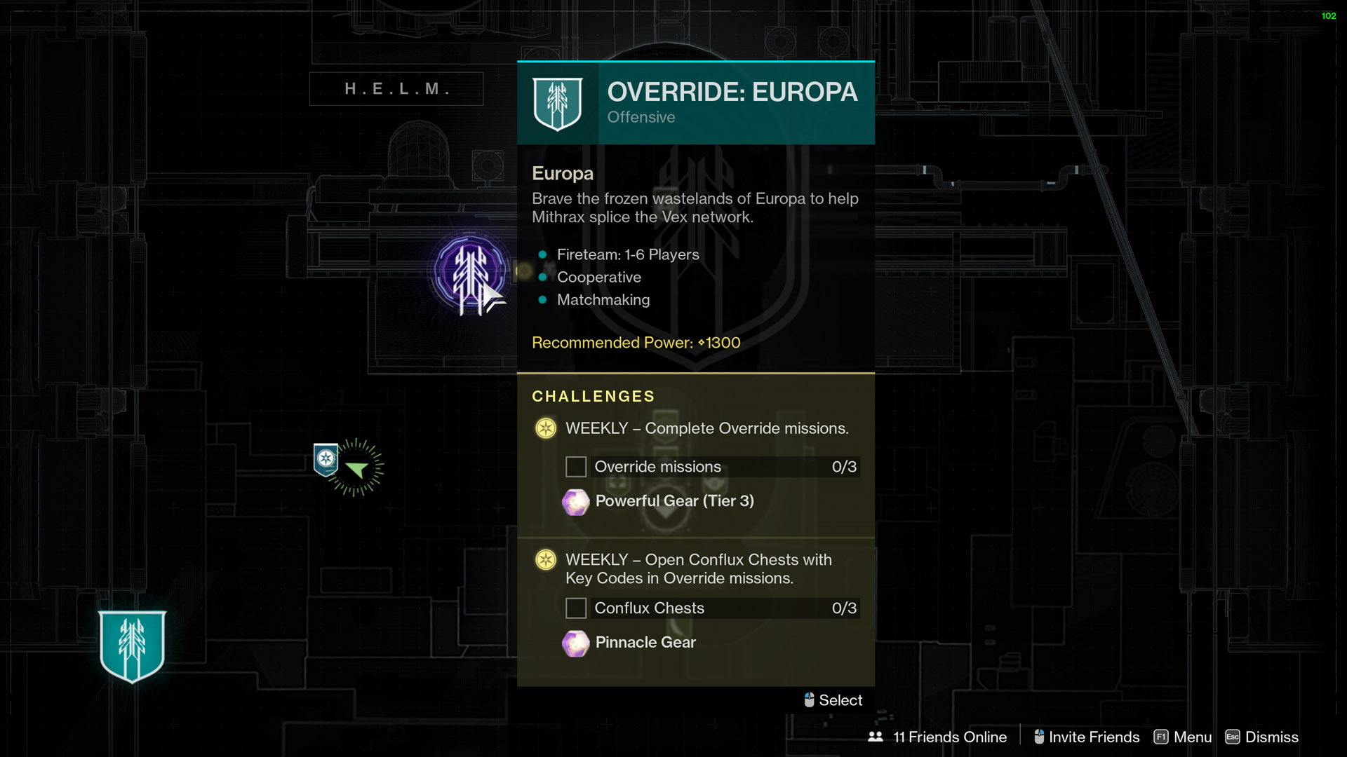 destiny 2 splicer override