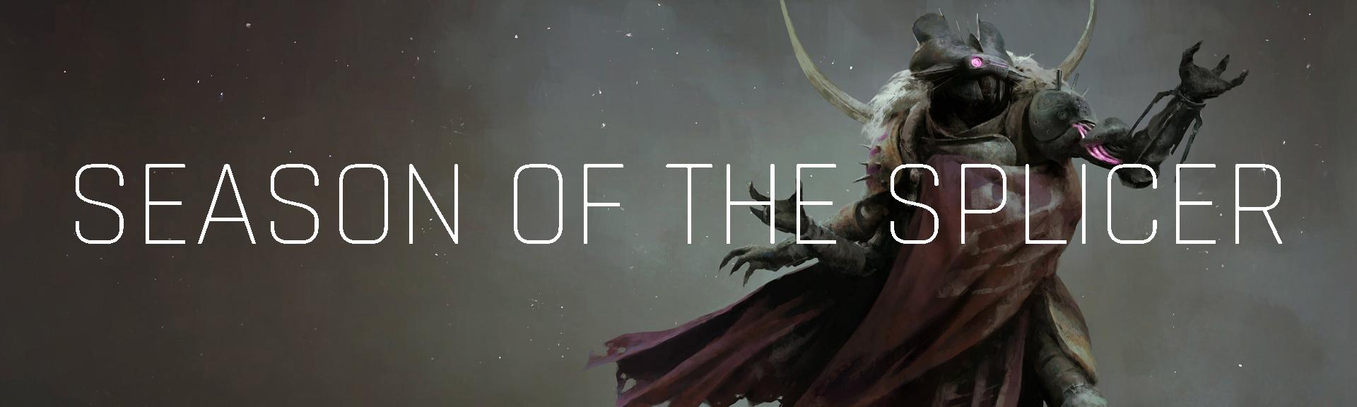 destiny 2 season of the splicer guides