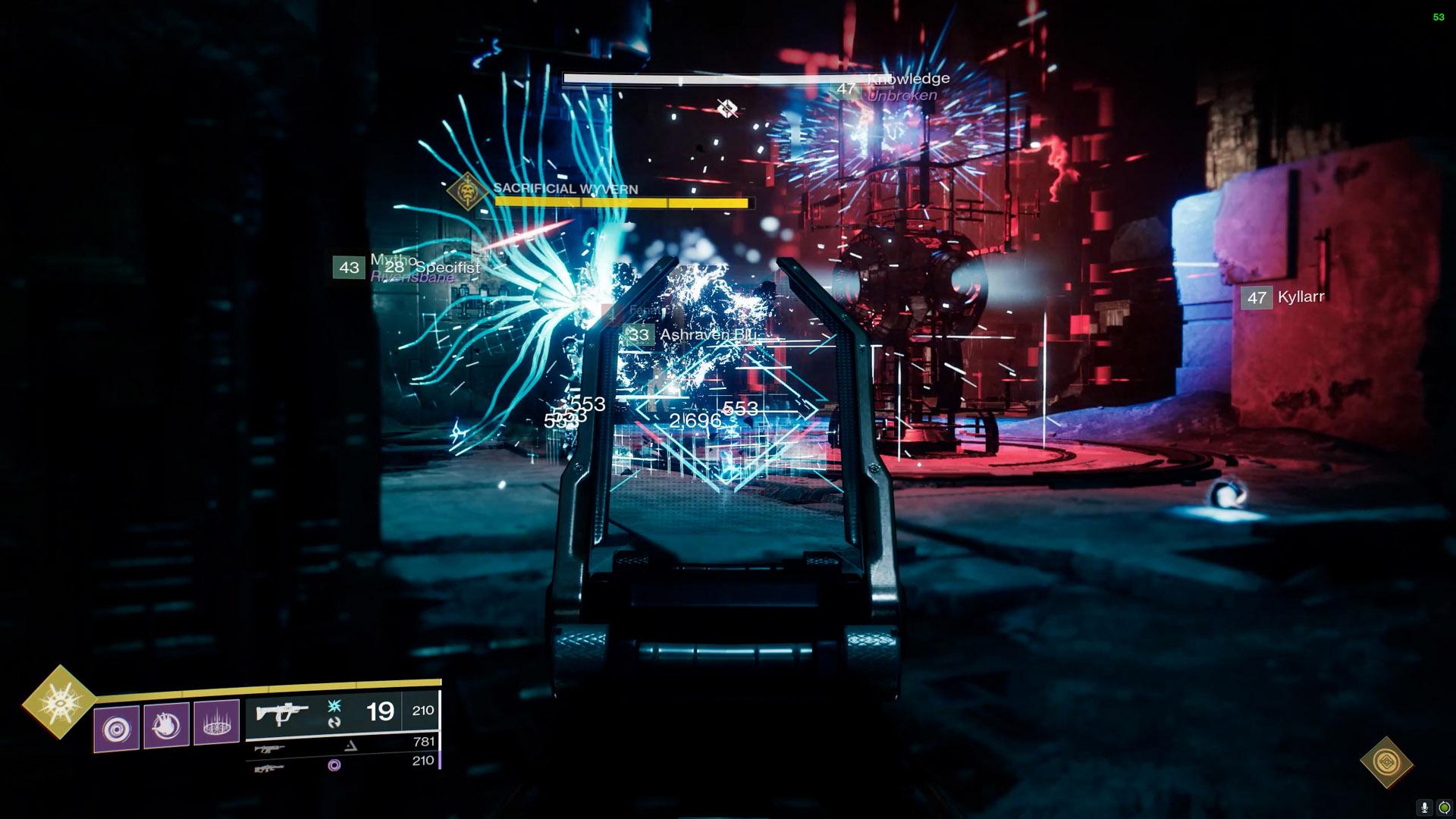 destiny 2 vault of glass confluxes