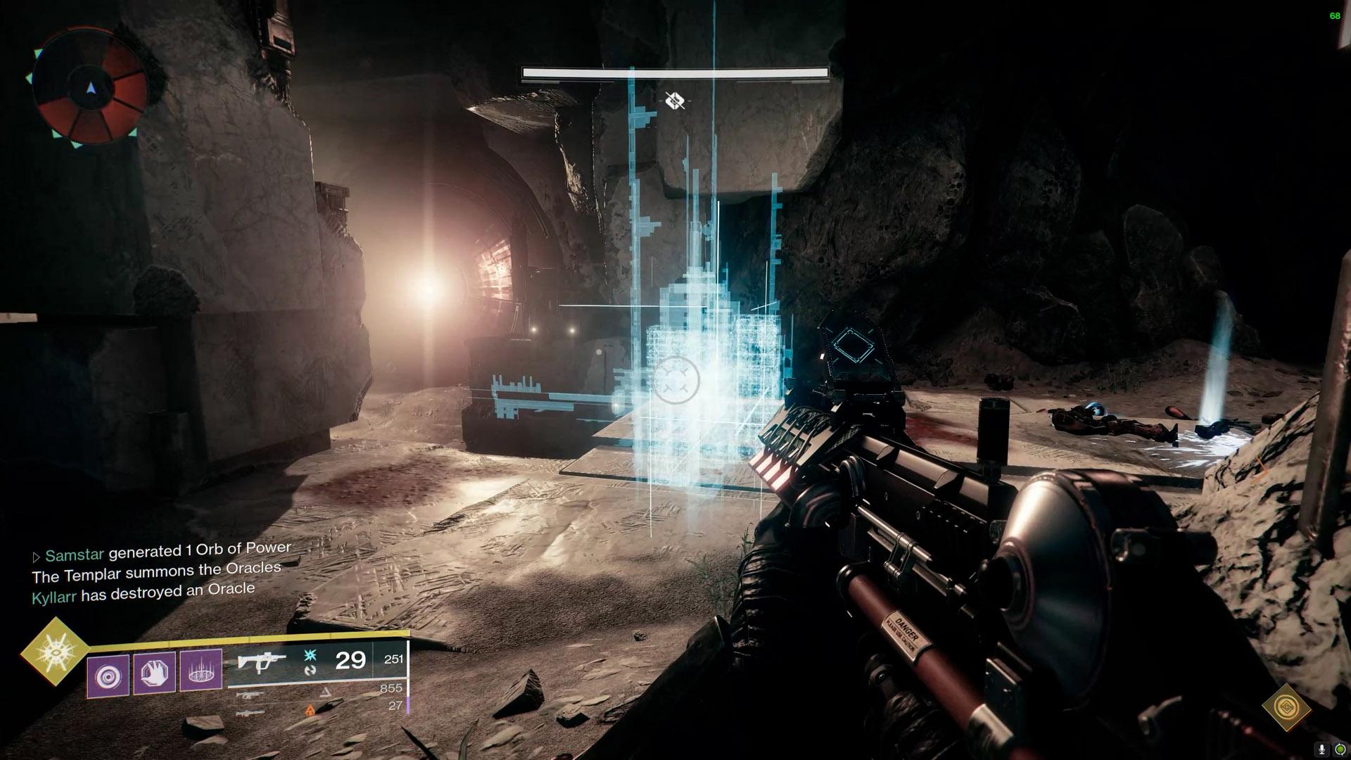 destiny 2 vault of glass oracles