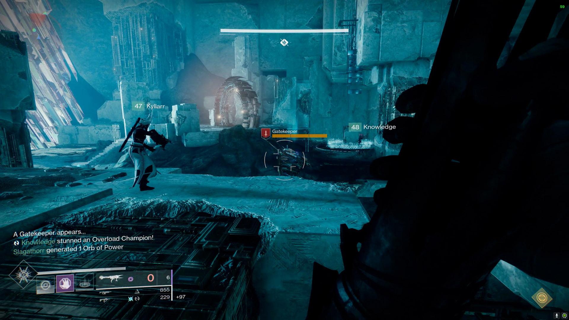 destiny 2 vault of glass gatekeeper guide