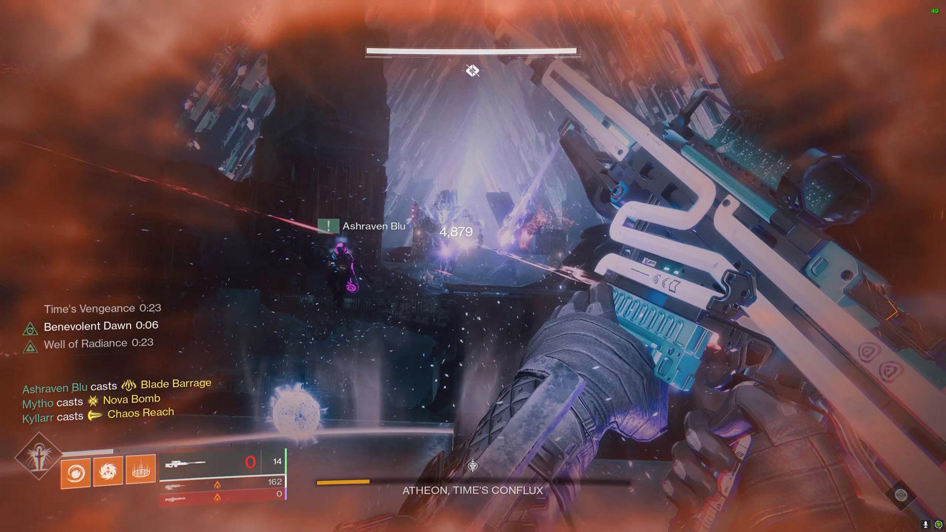 destiny 2 vault of glass atheon damage phase