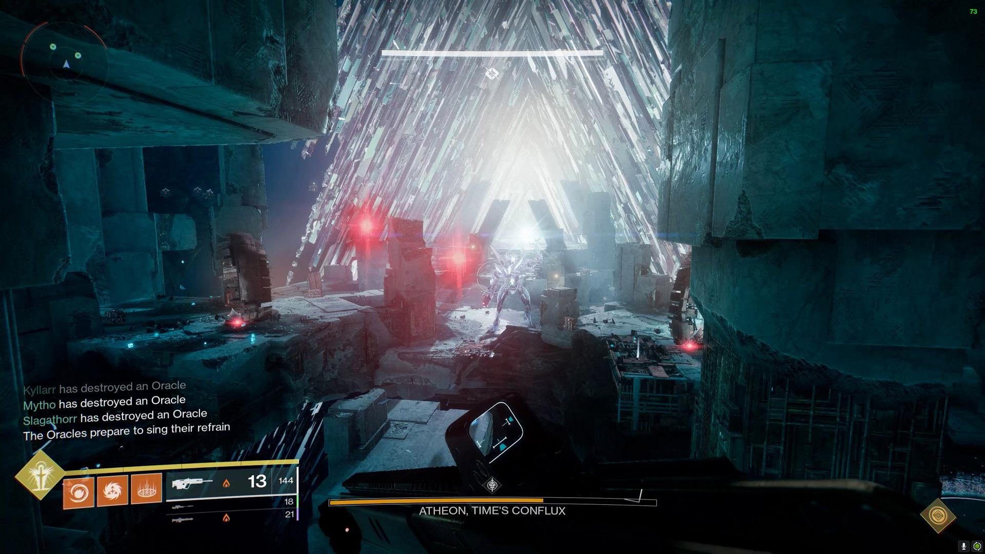 destiny 2 vault of glass atheon guide