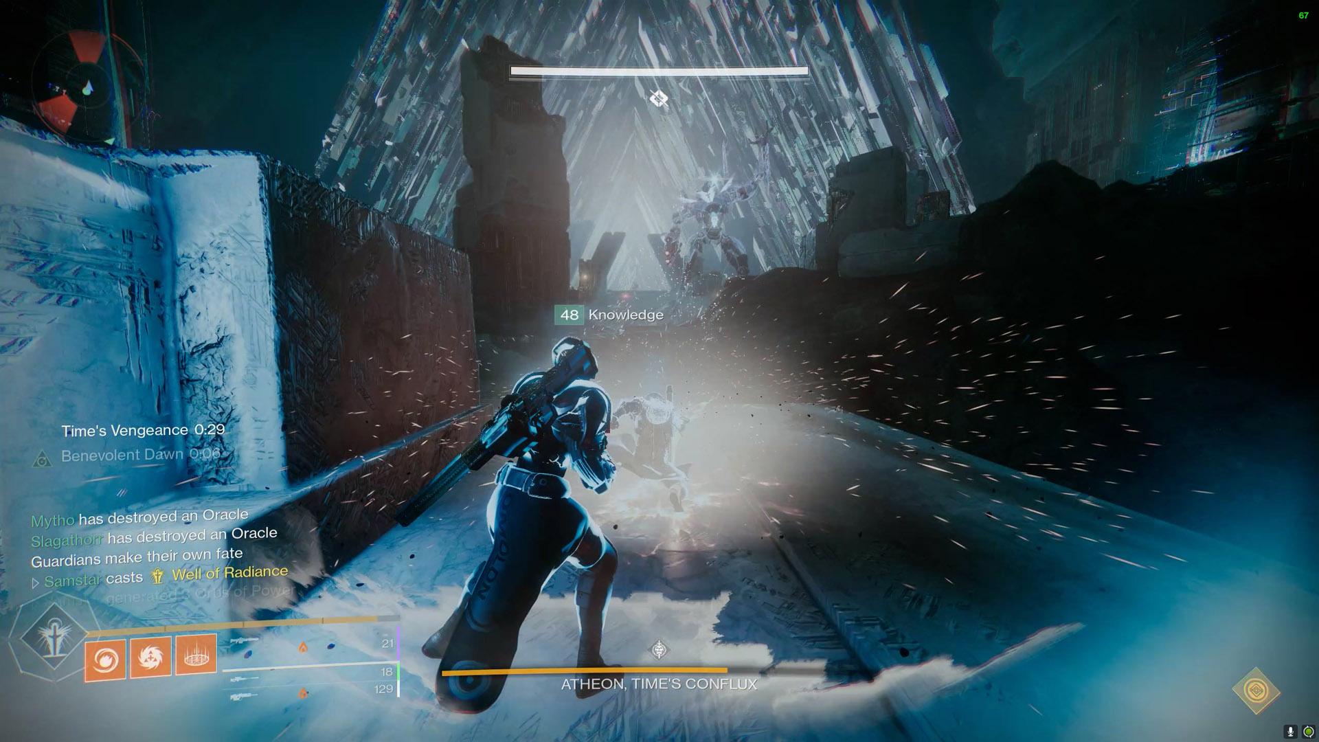 destiny 2 vault of glass atheon well of radiance
