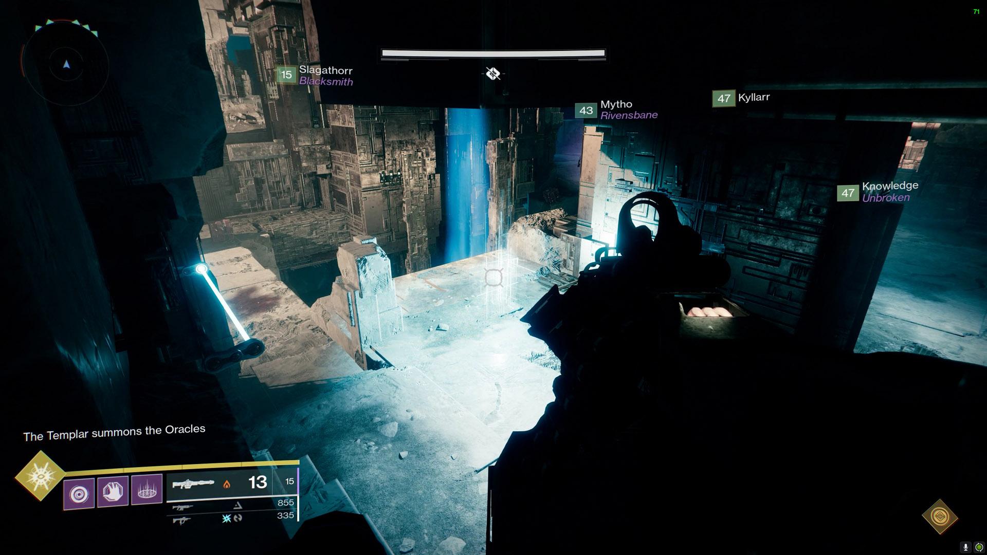 destiny 2 vault of glass raid guide