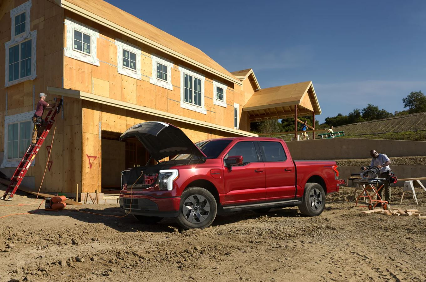 ford f-150 lightning release date