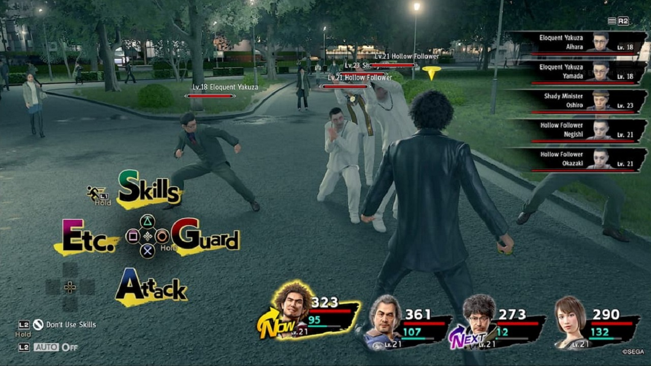 While Yakuza: Like A Dragon was a very out of the ordinary twist on the usual action-heavy franchise style, players and critics agreed it worked quite well.