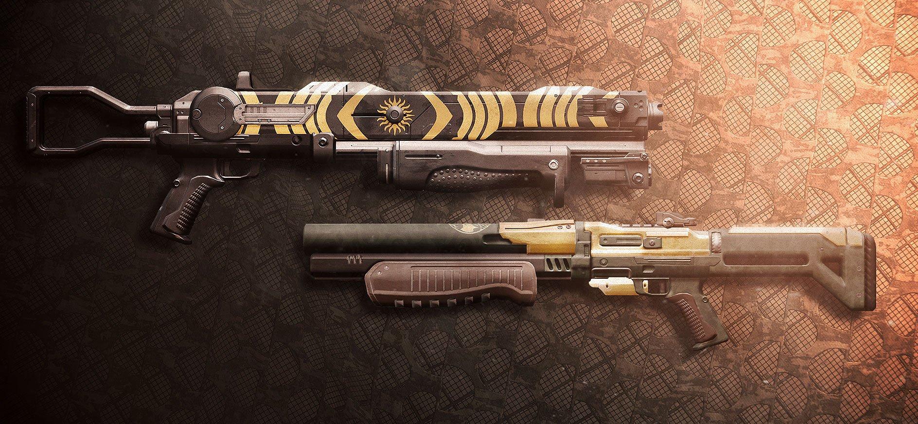 destiny 2 iron banner and trials of osiris shotguns