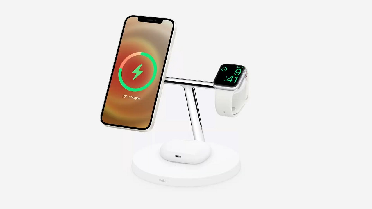 Products like Apple's Duo Charger use MagSafe technology with products like the iPhone 12 and Apple Watch, which may be an issue if you have a pacemaker or defibrillator.