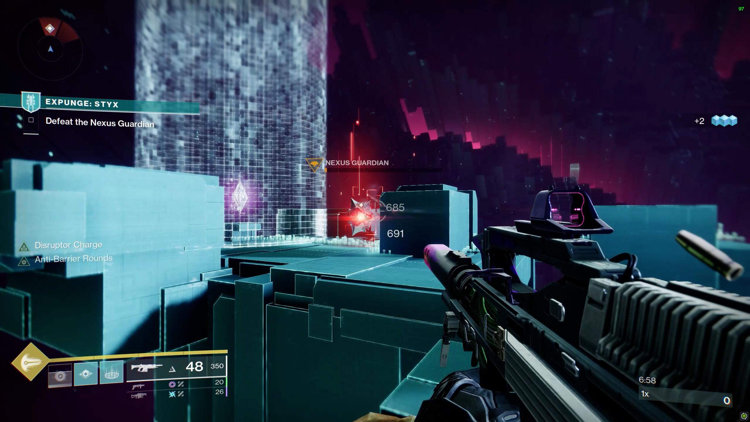 destiny 2 expunge styx nexus guardian