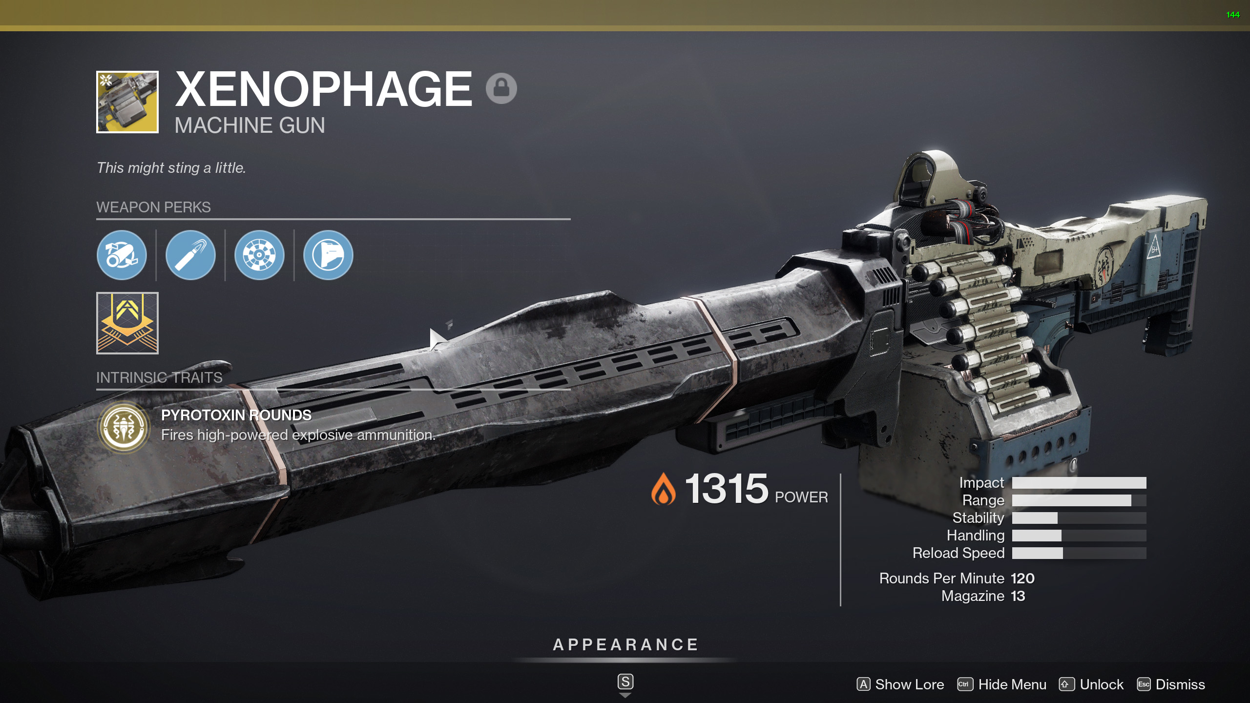 destiny 2 xenophage