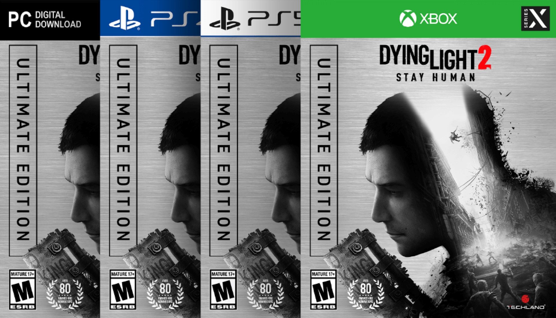 dying light 2 ultimate edition