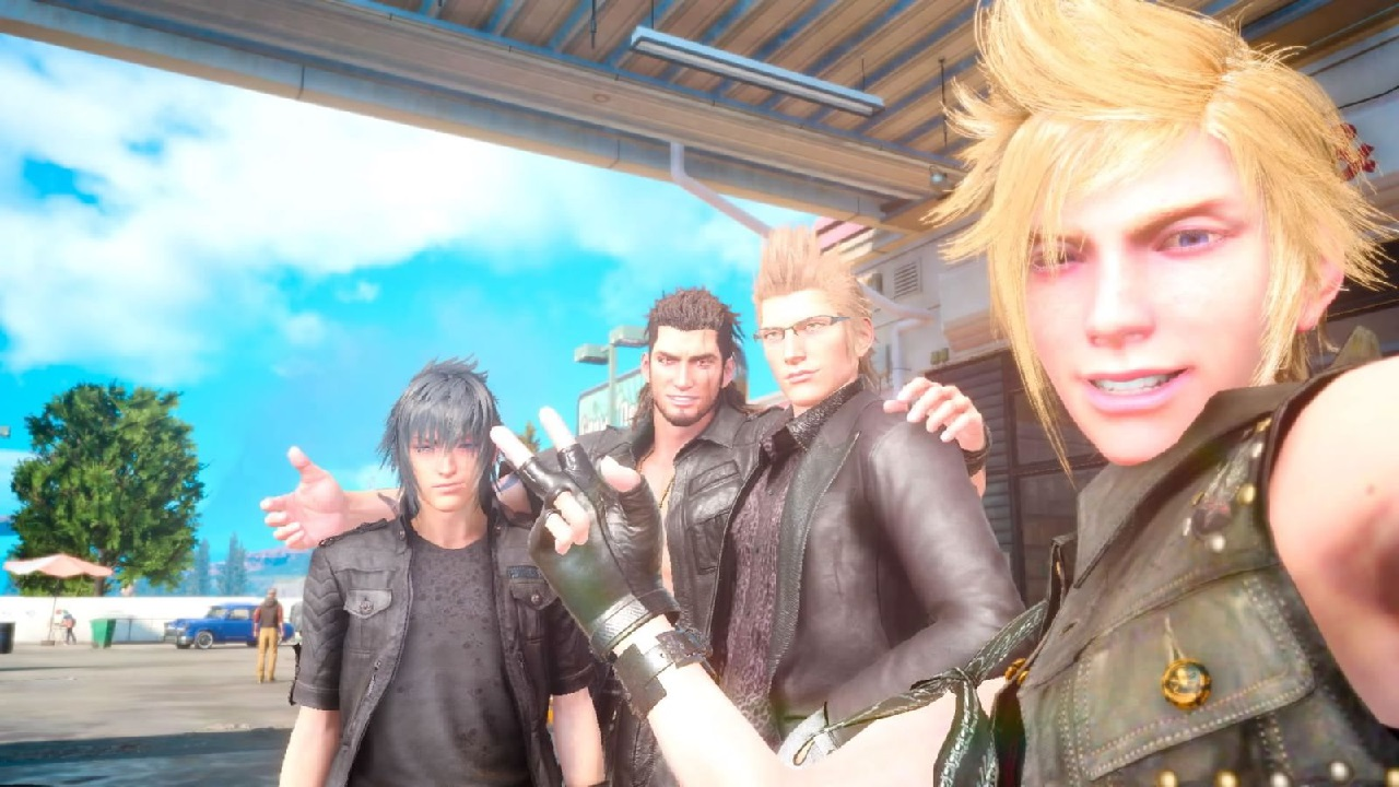 It sounds like Hajime Tabata and JP Games' upcoming projects aim to preserve and evolve the spirit of both Final Fantasy Type-0 and Final Fantasy 15.