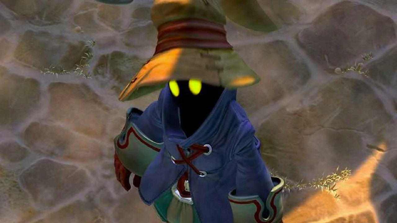 Final Fantasy 9 featured fan-favorite characters such as Vivi (pictured) and Freya and despite its charm, also ventured deep into topics like identity, individuality, and free will.
