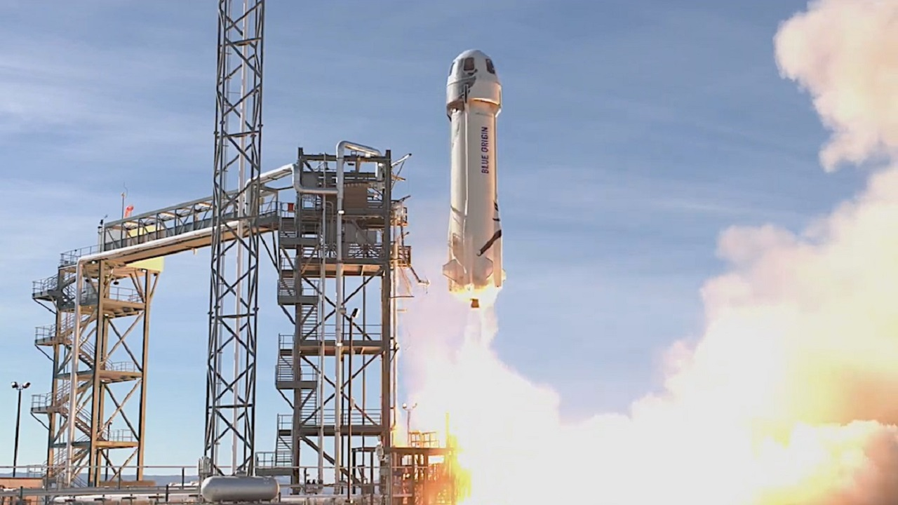 Blue Origin has run plenty of test flights previously for its spacecraft, but with Bezos himself on board in its first manned flight, Blue Origin has its most important launch yet ahead in July 2021.