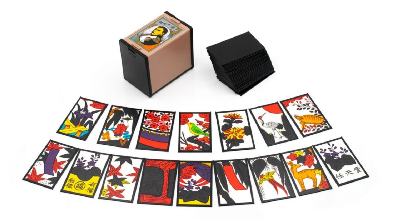 Nintendo's long history includes products such as hanafuda cards, the history of which would be interesting to see preserved in an extensive Nintendo gallery.