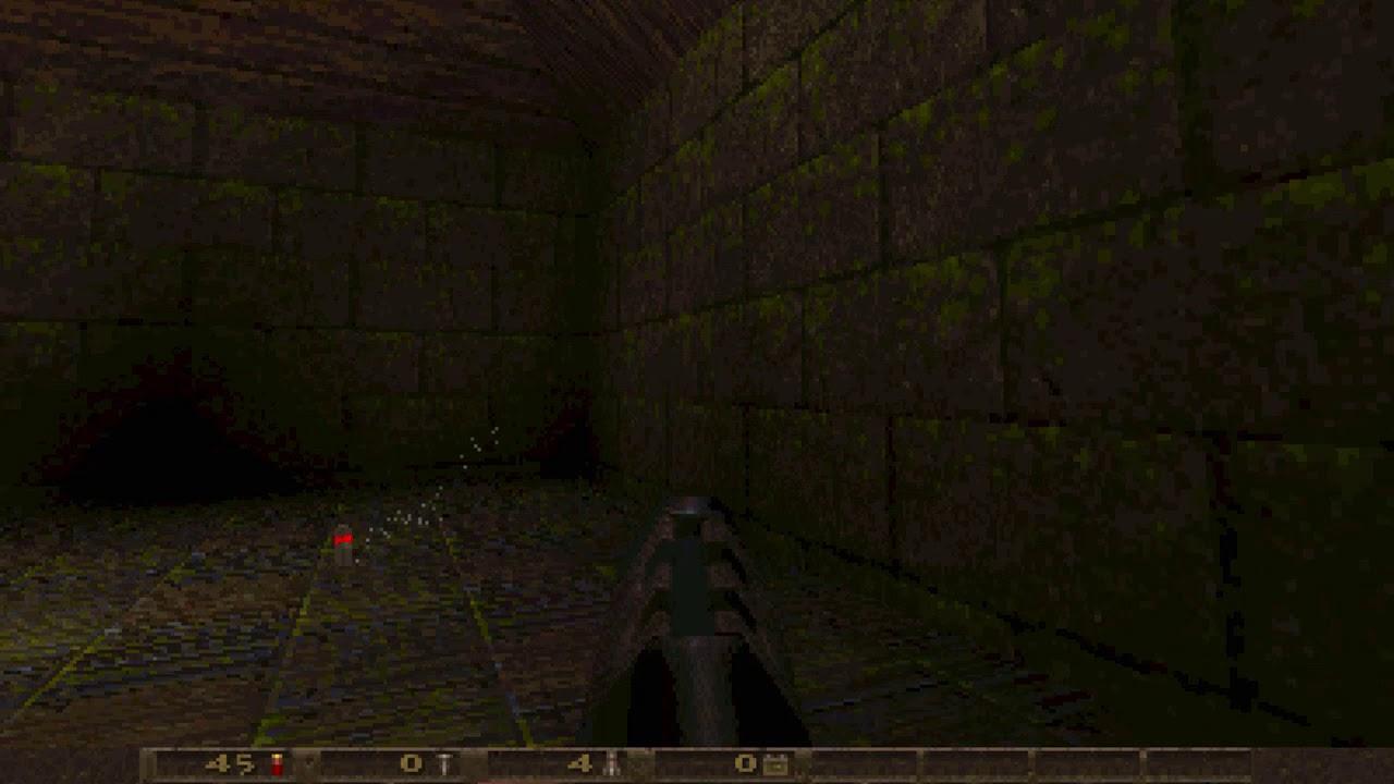 Quake's grenade launcher.