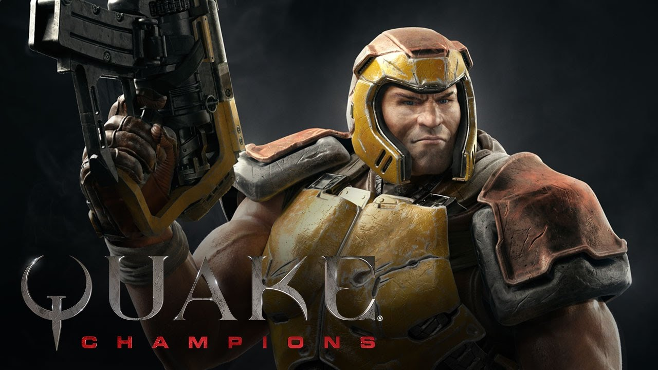 id retroactively named Quake 1's player-character Ranger in Quake 3. He most recently appeared in Quake Champions.