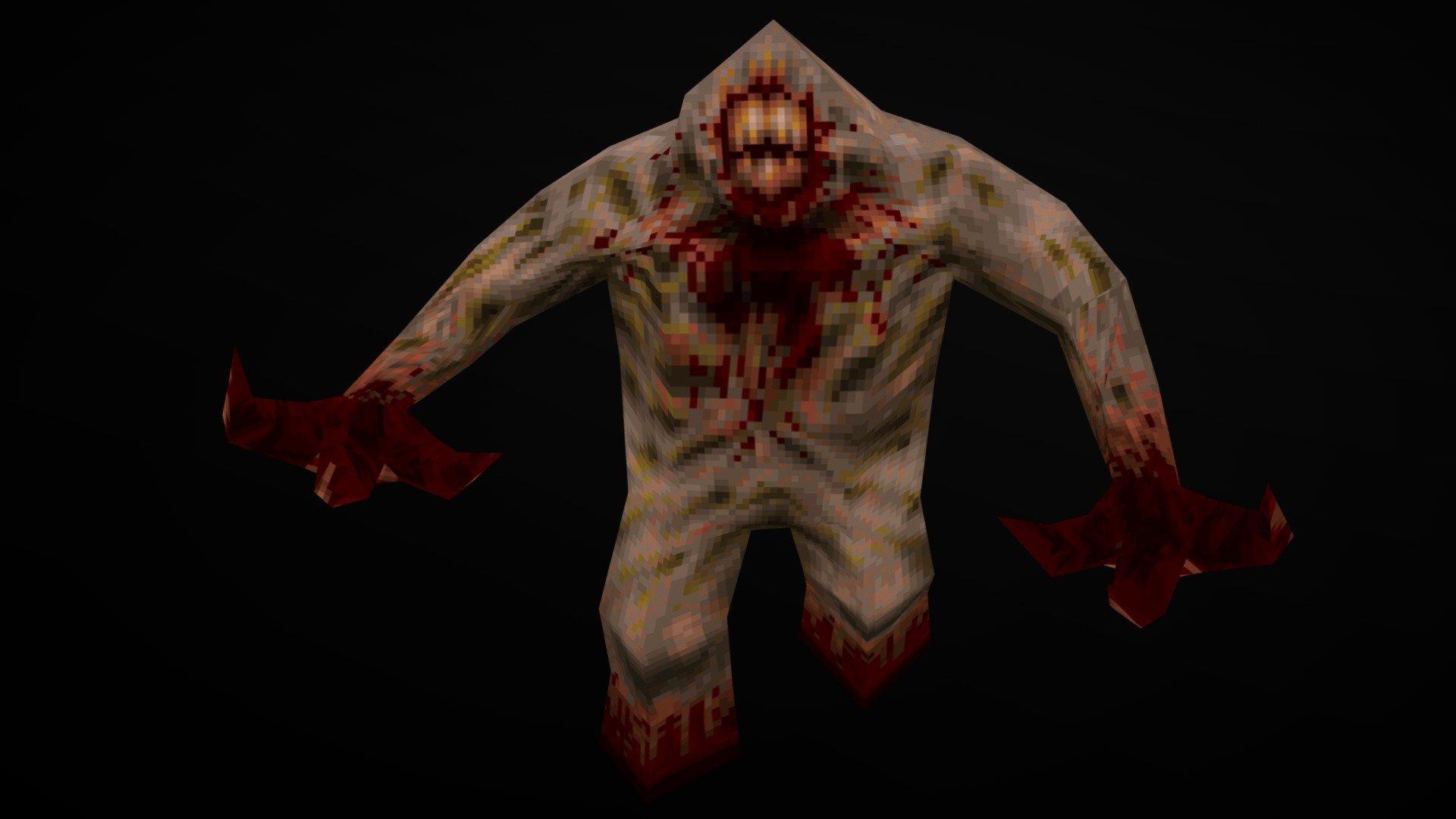 The Shambler, Quake's resident bruiser.