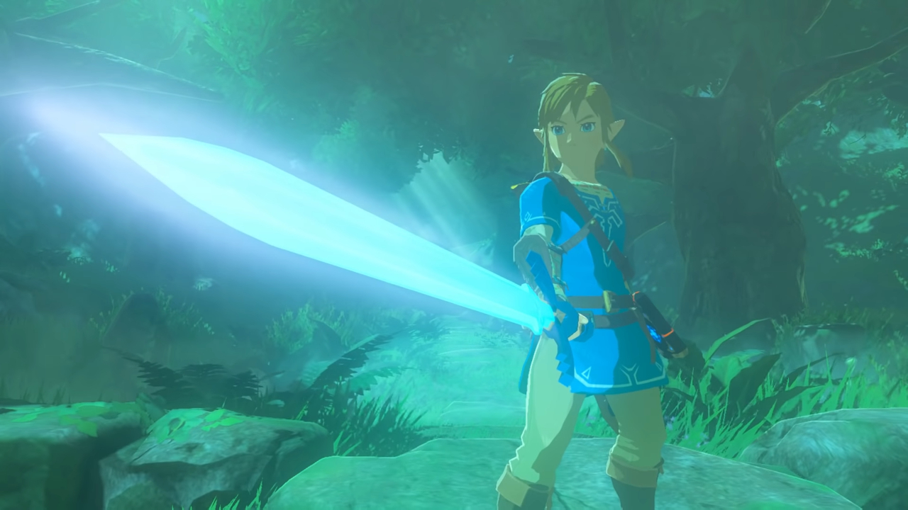 trial of the sword guide breath of the wild complete